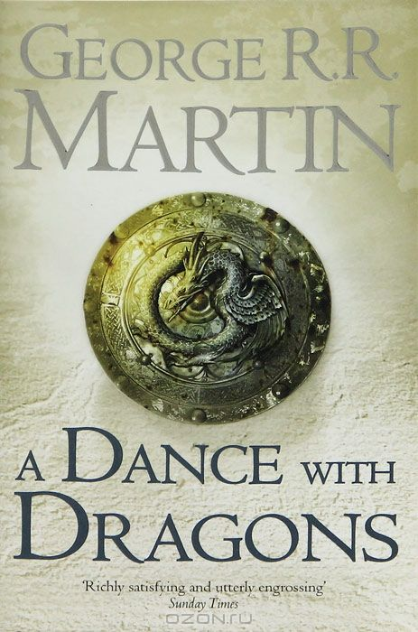 A Dance with Dragons. A Song of Ice and Fire. Book 5