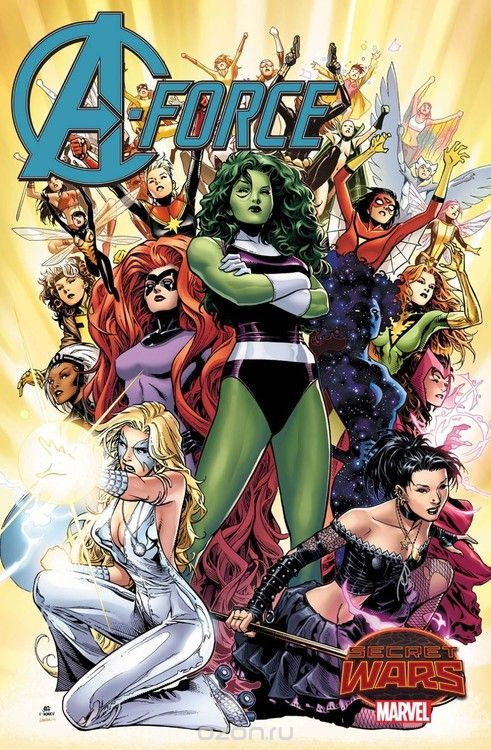 A-Force Vol. 0