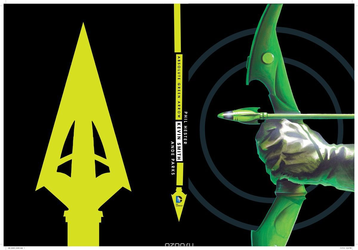 ABSOLUTE GREEN ARROW K SMITH