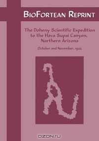 BioFortean Reprint: The Doheny Scientific Expedition to the Hava Supai Canyon, Northern Arizona