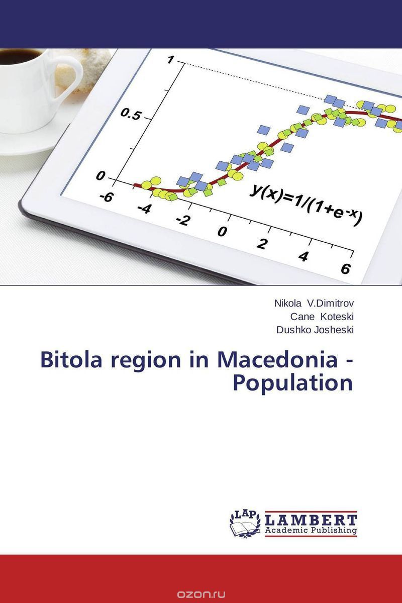 Bitola region in Macedonia -Population