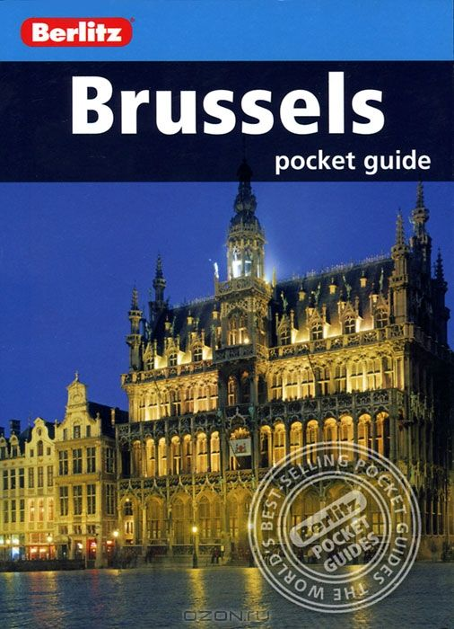 Brussels: Berlitz Pocket Guide