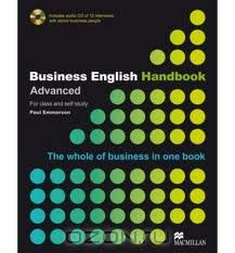 Business English Handbook Advanced with Audio CD