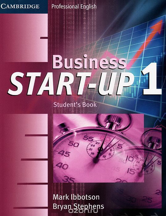 Business Start-Up 1: Student's Book