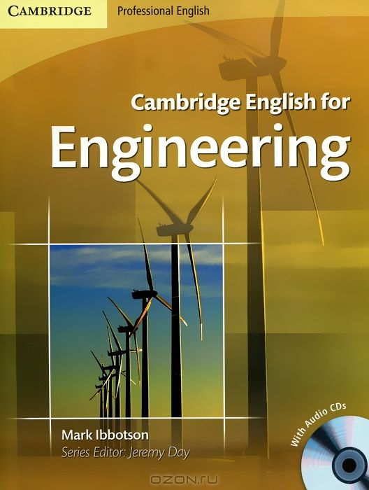 Cambridge English for Engineering: Student's Book (+ 2 CD-ROM)