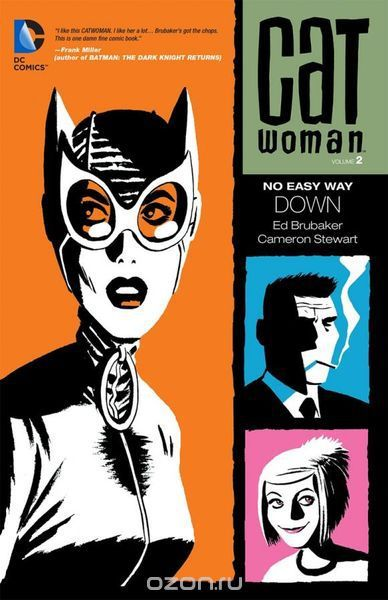 Catwoman Vol. 2: No Easy Way Down