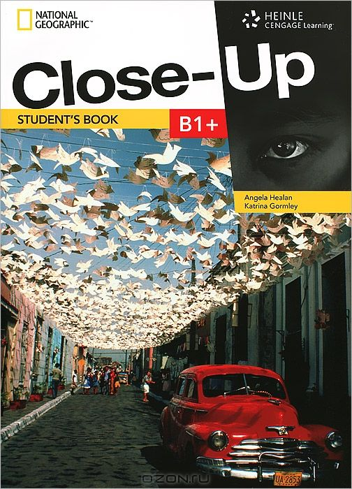 Close-Up B1+: Get close to English through a Close-Up on the real world (+ DVD-ROM)