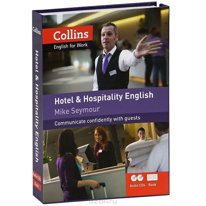 Collins Hotel and Hospitality English (+ 2 CD-ROM)