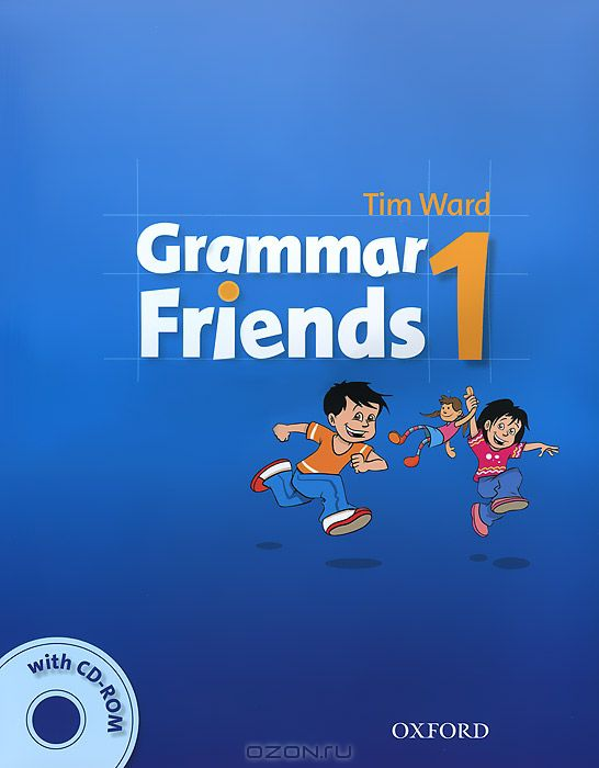 Grammar Friends 1 (+ CD-ROM)