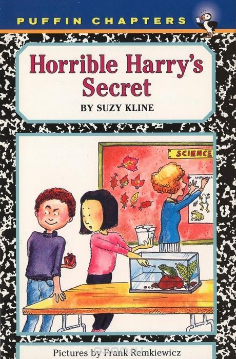 Horrible Harry's Secret