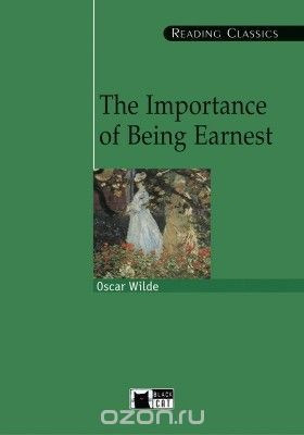 Importance Of Being Earnest (The) Bk +D