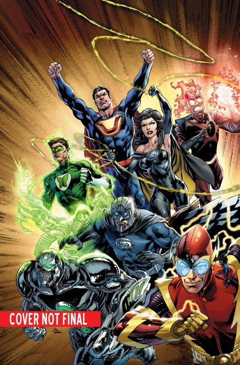 Justice League: Volume 5: Forever Heroes