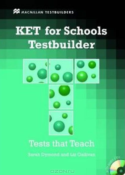 KET for Schools Testbuilder (+ 2 CD-ROM)
