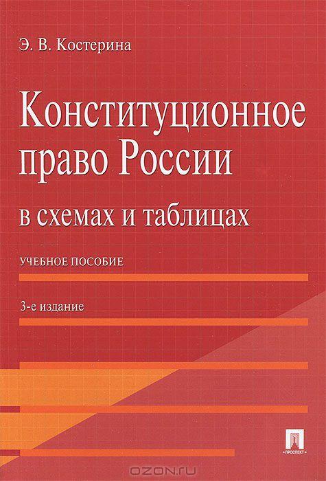 Конституционное право России в