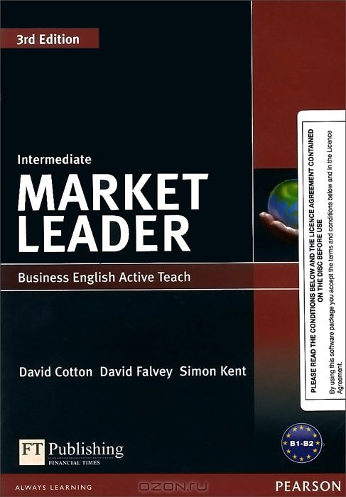 Market Leader B1-B2: Intermediate: Active Teach