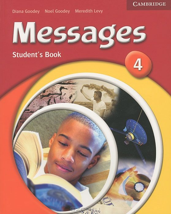 Messages: Student's Book. Level 4