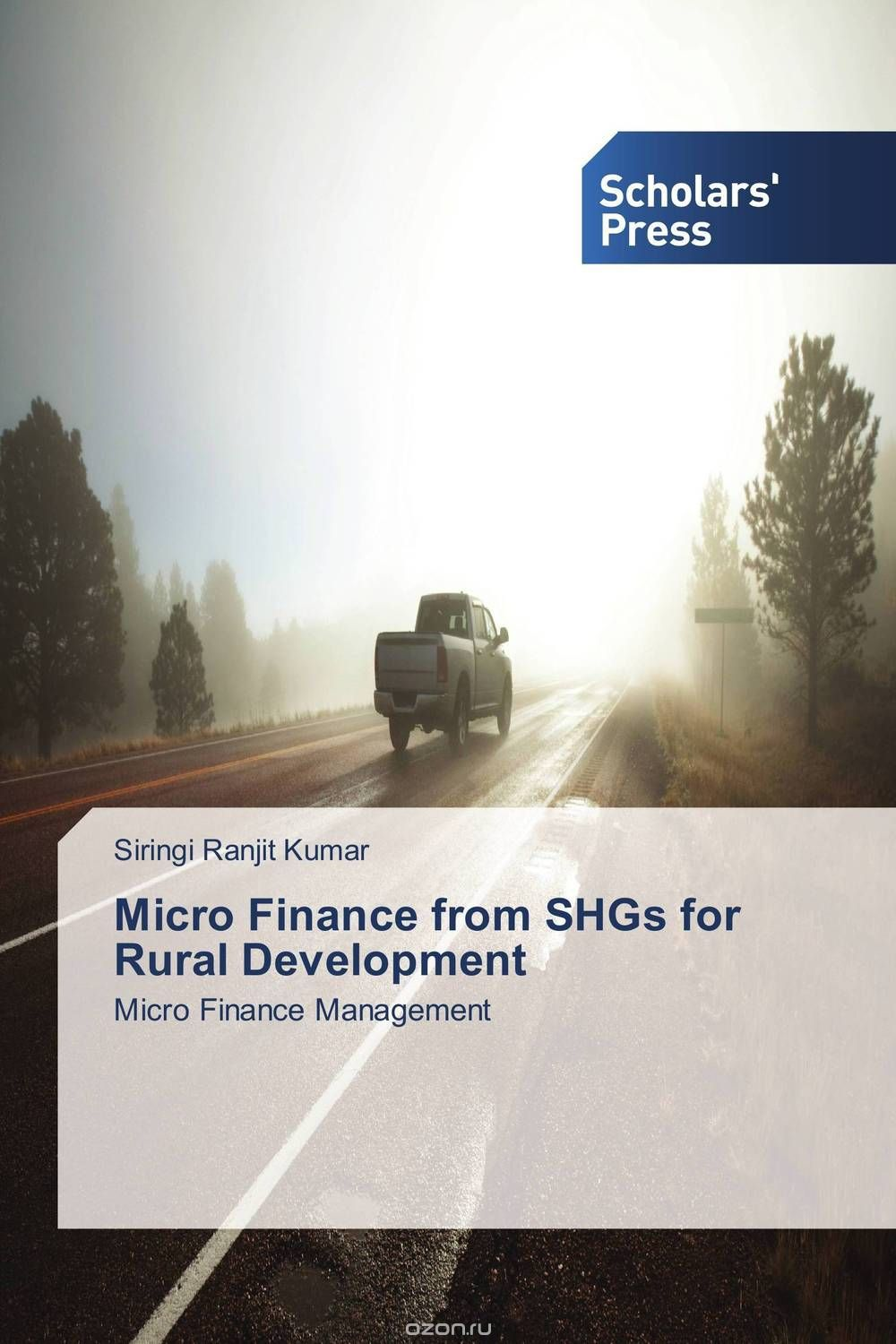Micro Finance from SHGs for Rural Development