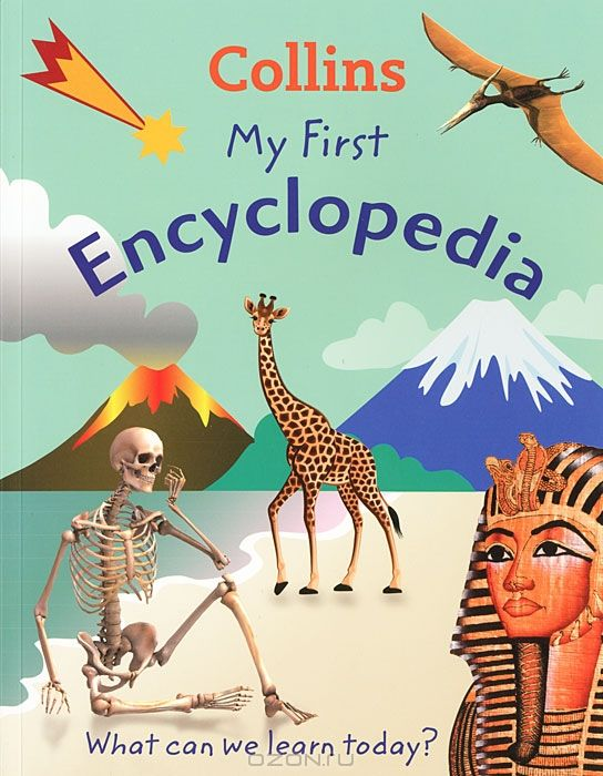 My First Encyclopedia: What Can We Learn Today?