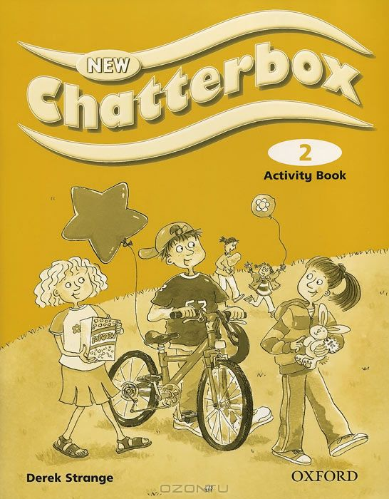 New Chatterbox: Activity Book 2