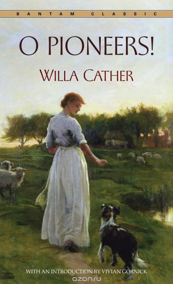 an evaluation of the novel o pioneers by willa cather From the publisher: a classic portrayal of the struggles of immigrants in the great plains of america o pioneers is considered to be one of willa cather's greatest works.