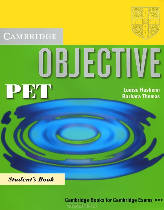 Objective PET: Student's Book