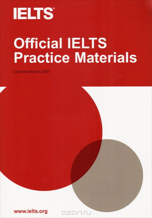 Official IELTS: Practice Materials 1 (+ Audio CD)