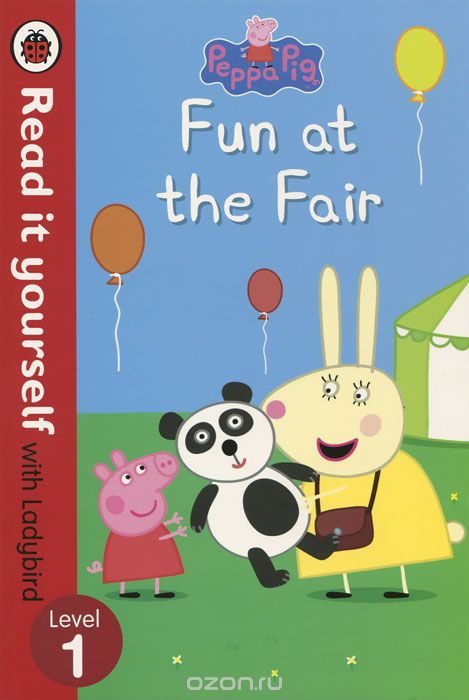 Peppa Pig: Fun at the Fair: Level 1
