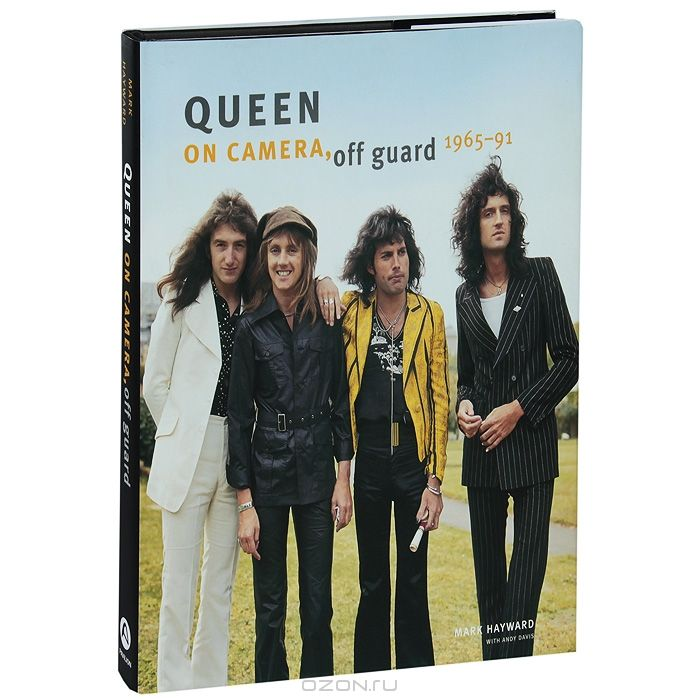 Queen: On Camera, Off Guard 1969-91