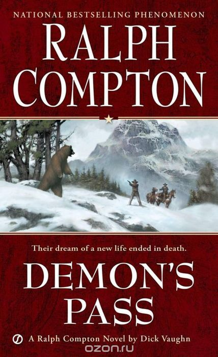 Ralph Compton Demon's Pass