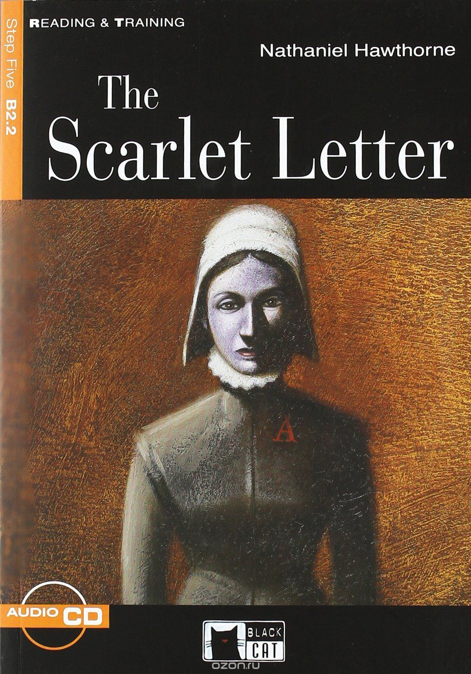 Scarlet Letter (The) Bk +D