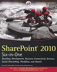 SharePoint 2010 Six–in–One