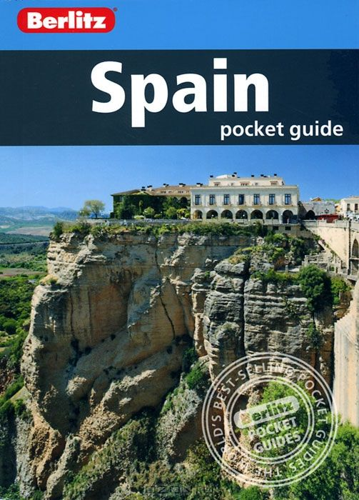 Spain: Berlitz Pocket Guide
