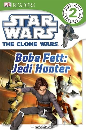 Star Wars Clone Wars Boba Fett - Jedi Hunter