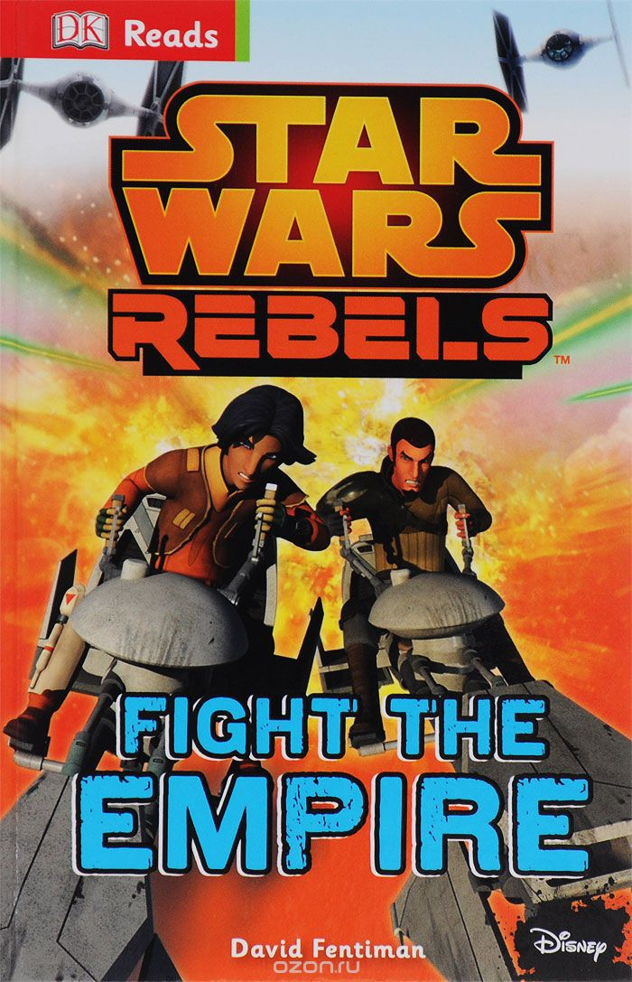 Star Wars Rebels: Fight the Empire