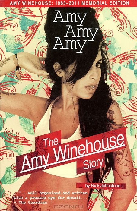 The Amy Winehouse Story