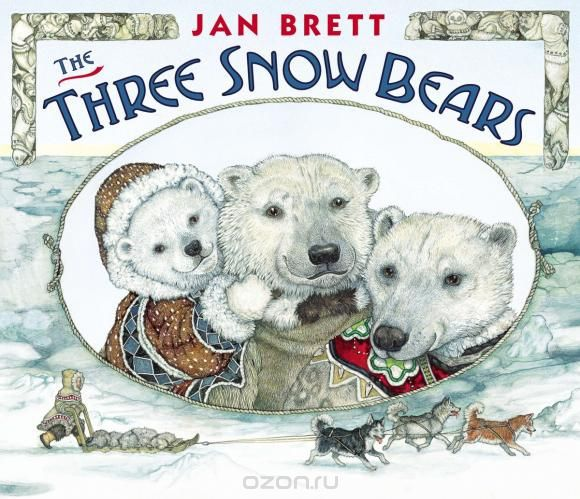The Three Snow Bears