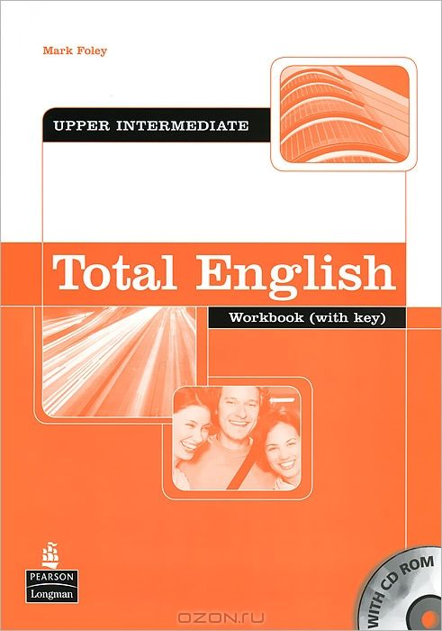 Total English: Workbook (with Key) (+ CD-ROM)