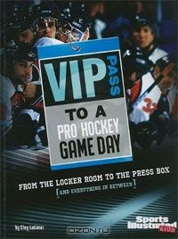 VIP Pass to a Pro Hockey Game Day