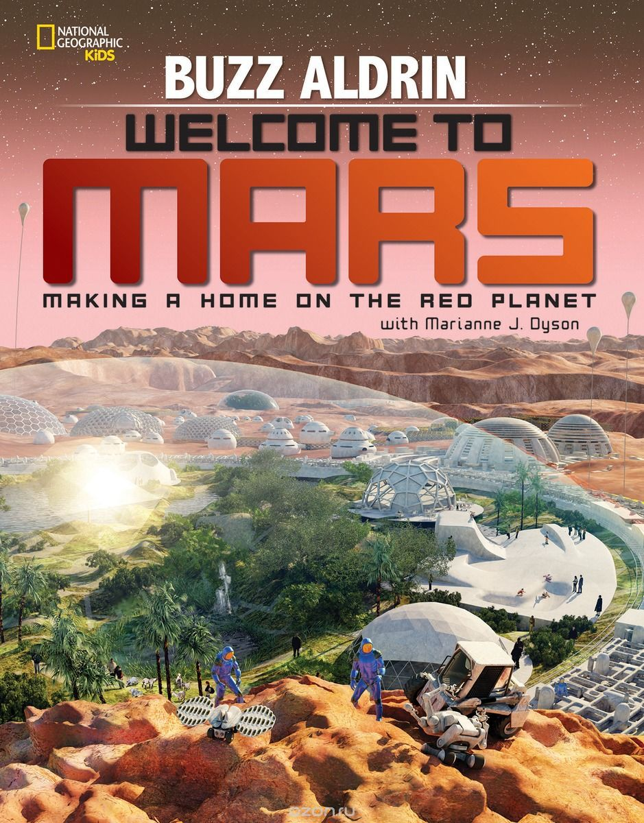 WELCOME TO MARS RLB