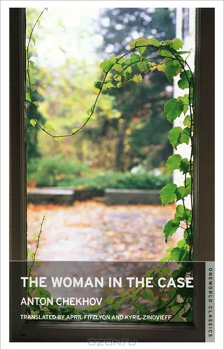 Woman in the Case